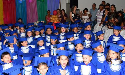 Escolas municipais Favo de Mel e São Francisco superam metas projetadas para o IDEB