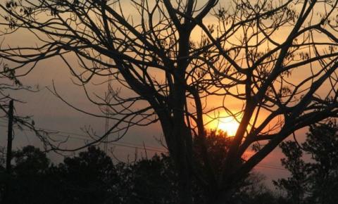 Semana será de tempo firme e temperaturas elevadas em Mato Grosso do Sul