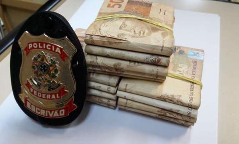 Mais de R$ 50 mil, celulares e computadores foram apreendidos na Operação Offset