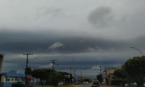 Chuvas intensas são esperadas para o fim de semana em Mato Grosso do Sul
