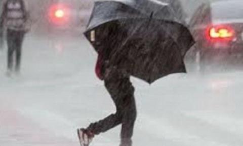 Instabilidades aumentam e chuva forte pode abrir a semana em MS