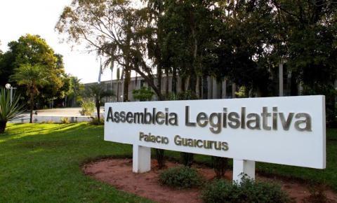Eleição da Mesa Diretora da Assembleia Legislativa será realizada nesta quinta-feira (10)
