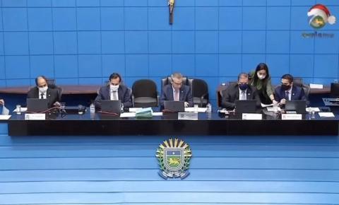 Com 23 votos, Paulo Corrêa é reeleito presidente da Assembleia Legislativa de MS
