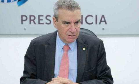 Murilo se afasta por Covid-19 e Paulo Corrêa assume o Governo de MS