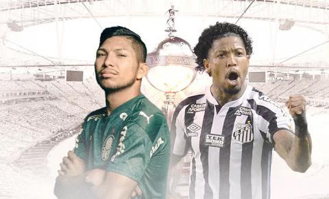 Rony ou Marinho? Atuação na final Palmeiras x Santos pode decidir