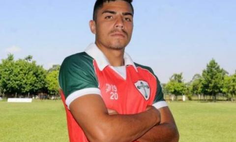 Portuguesa anuncia contratação do lateral-esquerdo fatimassulense Júnior Prego