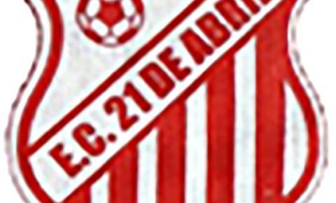 Diretoria do Esporte Clube 21 de Abril convoca associados para Assembleia Geral Extraordinária