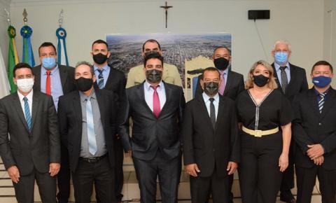 Saiba mais sobre os trabalhos realizados na última sessão da Câmara de Vereadores de Fátima do Sul