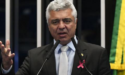 Senador Major Olímpio tem morte cerebral após Covid-19