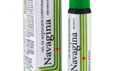 Novalgina processa sex shop por batizar marca de gel erótico como Navagina