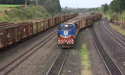 Traçado da Nova Ferroeste é encurtado e gera economia de R$ 700 milhões para as obras