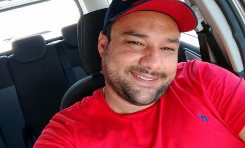 Corpo de André Canuto que morreu vítima de acidente será velado nesta sexta-feira, em Fátima do Sul