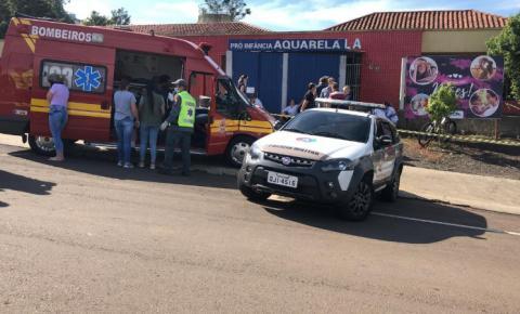 Homem invade creche e mata crianças e professores no oeste de Santa Catarina