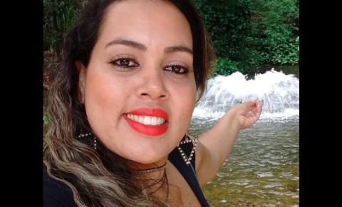 Débora Sena, de 35 anos é mais uma das vítimas das complicações pós-covid em Fátima do Sul