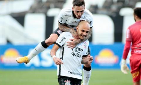 Corinthians e Inter de Limeira fazem o primeiro duelo das quartas de final do Paulistão