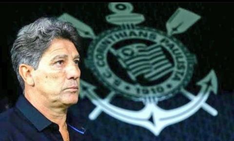 Renato Gaúcho recusa a proposta do Corinthians para ficar com a família