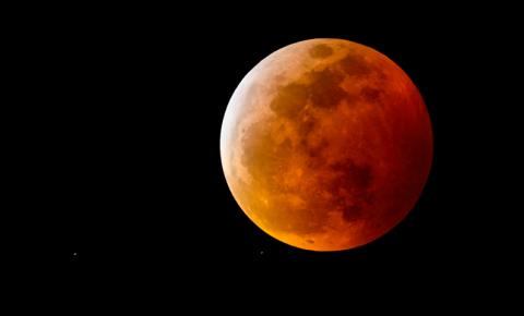 Maior Superlua de Sangue do ano e Eclipse acontecem nesta quarta-feira