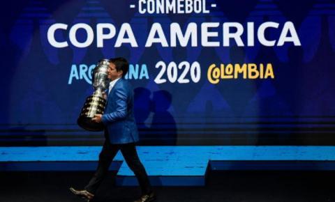 Conmebol tira Copa América da Argentina por agravamento da pandemia