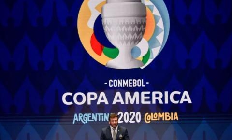 Em reviravolta, Brasil é escolhido como nova sede da Copa América