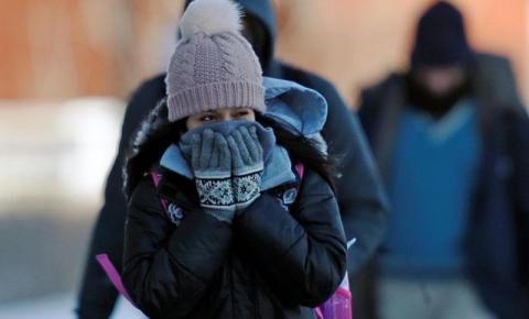 TIREM OS CASACOS DO ARMÁRIO! Frente fria chega na quinta-feira em MS e promete derrubar temperaturas para 6ºC