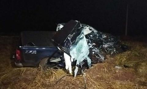 Universitário de 26 anos morre em acidente na BR-163 entre Dourados e Caarapó