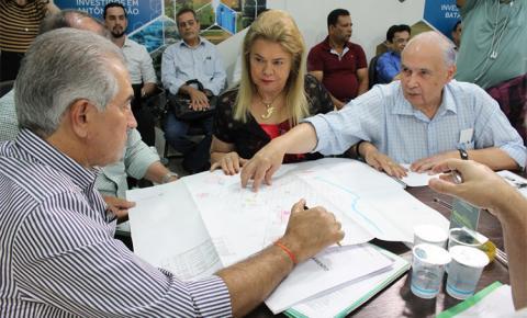 Assinado contrato para obra de R$ 44 milhões na MS-278, que liga Caarapó a Fátima do Sul