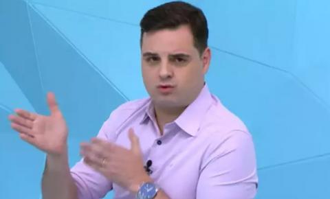 Jornalista Chico Garcia da Band é internado na UTI por causa da Covid-19