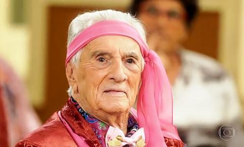 Orlando Drummond, intérprete do Seu Peru, morre aos 101 anos, no Rio de Janeiro