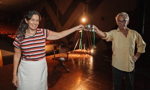 Em agosto estreia série sobre a história do teatro de Campo Grande