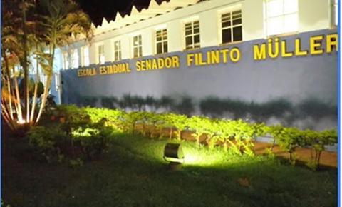 Escola Senador Filinto Muller faz chamada pública para aquisição de gêneros alimentícios em Fátima do Sul