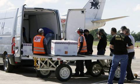 Mato Grosso do Sul recebe mais 87.750 doses de vacina contra a Covid-19 nesta segunda-feira
