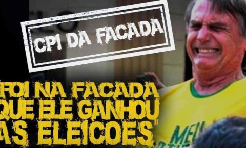 Alexandre Frota protocola pedido de CPI da Facada em Bolsonaro: 'Foi premeditada'