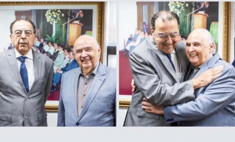 Londres recebe visita de cortesia do desembargador Claudionor Abss Duarte