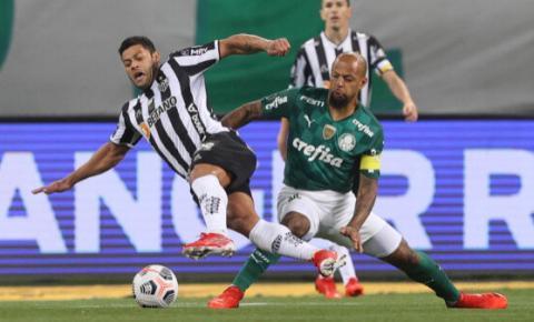 Atlético-MG e Palmeiras decidem hoje quem vai para a final da Libertadores de 2021