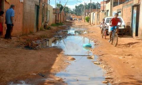 Falta de saneamento básico causa mais de 6,3 mil internações em MS