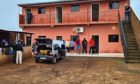 Operação prende seis suspeitos de execução a quatro pessoas na fronteira de MS