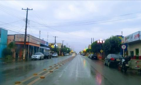 Chuvas retornam com chance de grandes acumulados para Fátima do Sul