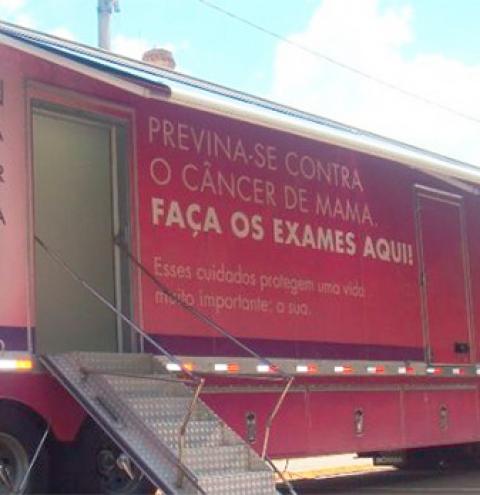 Fátima do Sul receberá carreta do Hospital do Amor em fevereiro, interessados procurar postos de saúde