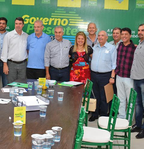 Fátima do Sul quer investimentos na área de infraestrutura; construção, reforma e asfaltos