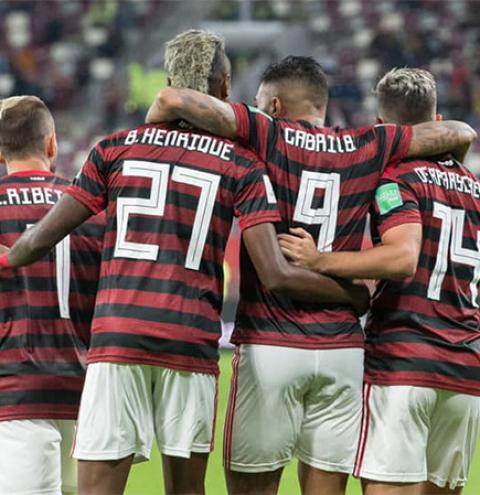 Jesus promete Flamengo com postura ofensiva contra o Liverpool