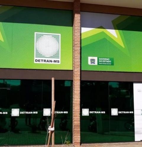 Agência do Detran-MS em Dourados será primeira do interior com exame digital