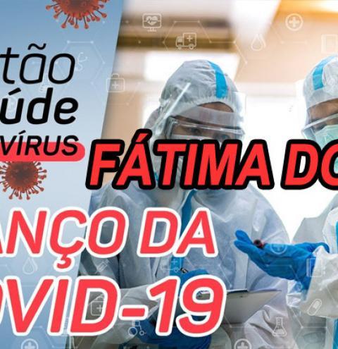 Com 48 pessoas ativas ao coronavírus, mais 06 casos são registrados nesta terça em Fátima do Sul
