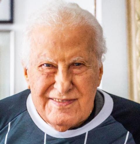 Morre Alberto Dualib, ex-presidente do Corinthians, aos 101 anos de idade