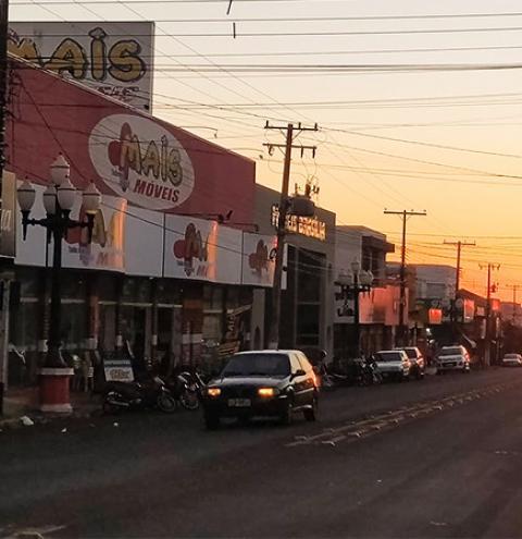 A partir desta sexta, novo decreto estabelece toque de recolher das 22h às 5h em Fátima do Sul