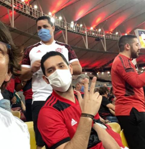 Vereador de Jardim pega diária para seminário e vai a jogo do Flamengo; tucano vê armação
